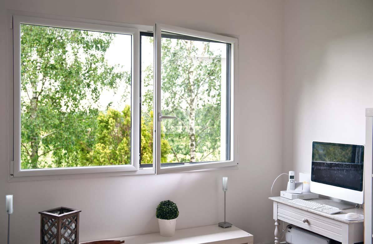Acheter Des Fenêtres à Double Vitrage En Aluminium à Marignane Et